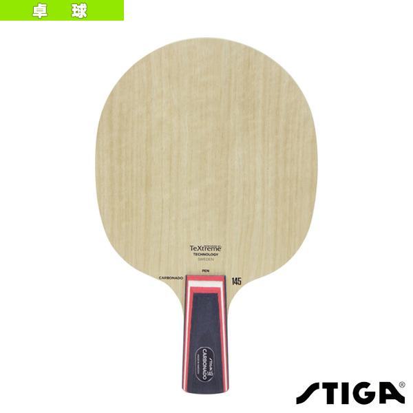 【卓球 ラケット スティガ】CARBONADO 145/カーボネード 145/PEN(1065-65)