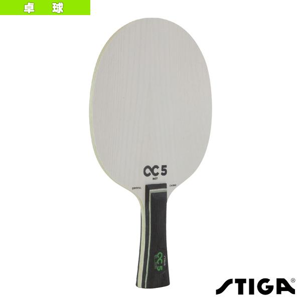 【卓球 ラケット スティガ】CC5 NCT/STR(1093-37)