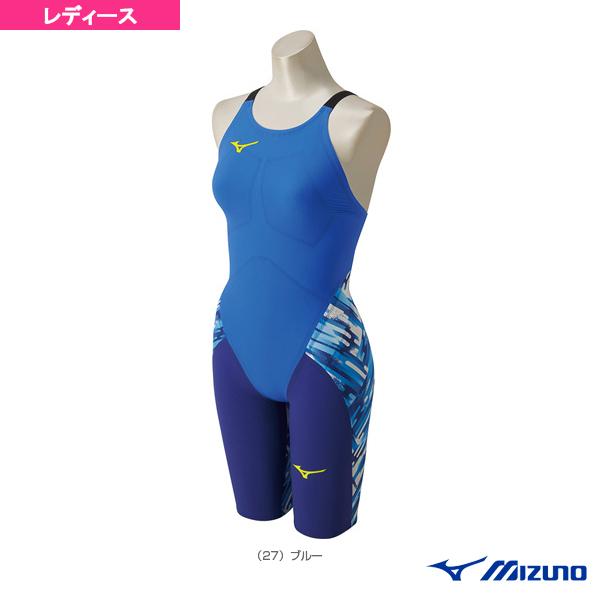 【水泳 ウェア(レディース) ミズノ】GX-SONIC 3 ST/ハーフスーツ/レディース(N2MG6201)