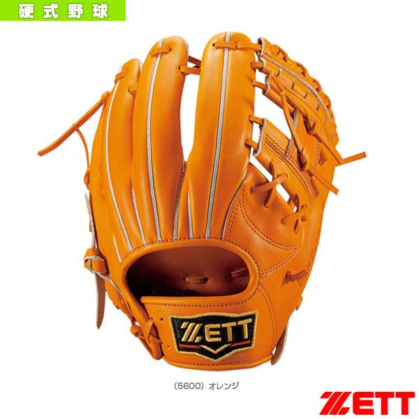 【野球 グローブ ゼット】プロステイタスシリーズ/硬式グラブ/二塁手・遊撃手用(BPROG54)