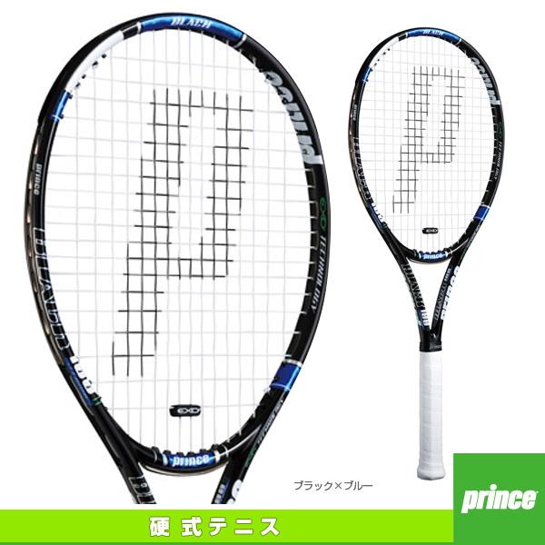 【テニス ラケット プリンス】EXO3 ブラック 100T(7T25A)