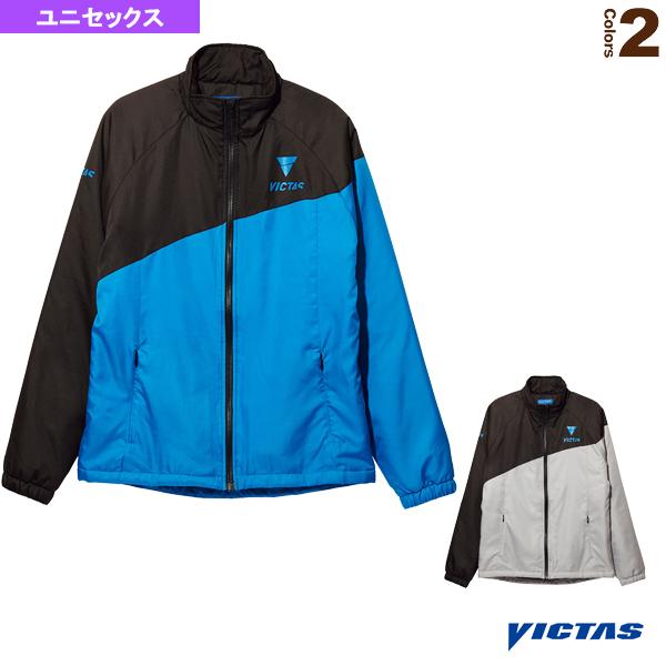 【卓球 ウェア(メンズ/ユニ) ヴィクタス】 ウォーマージャケット/V-WJ044/ユニセックス(033151)