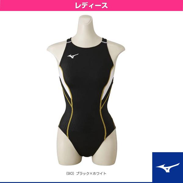【水泳 ウェア(レディース) ミズノ】ストリームアクティバ ローカット(オープン)/レディース(N2MA8240)