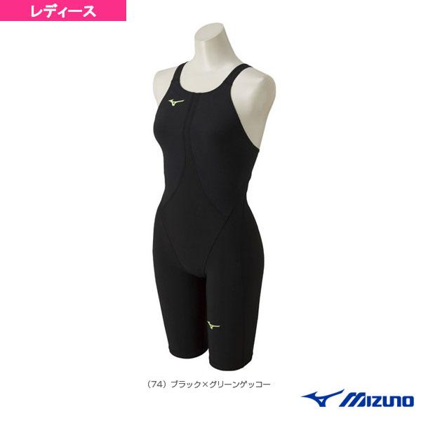 【水泳 ウェア(レディース) ミズノ】MX-SONIC 02/ハーフスーツ/レディース(N2MG8211)