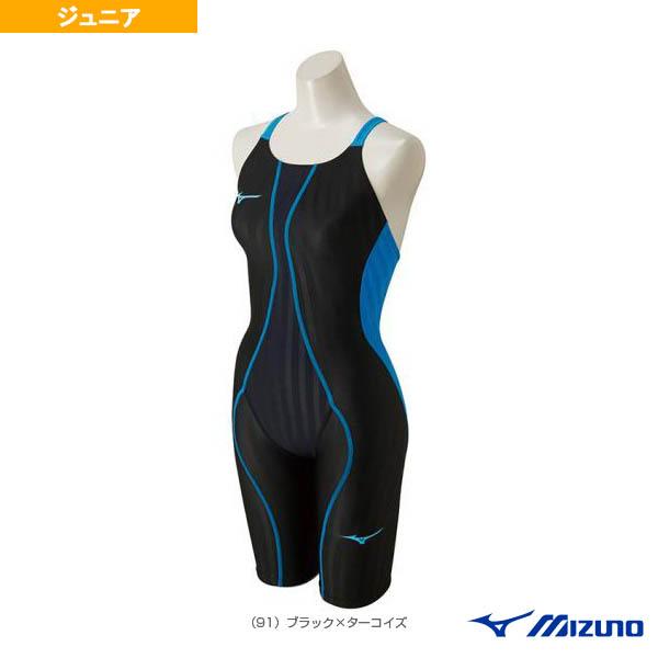【水泳 ウェア(レディース) ミズノ】FX-SONIC/ハーフスーツ/ガールズ(N2MG8430)