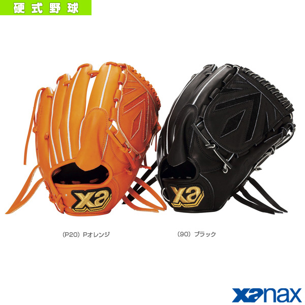 【野球 グローブ ザナックス】 TRUST/トラストシリーズ/ 硬式用グラブ/投手用(BHG-12618)