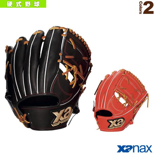 【野球 グローブ ザナックス】 Xana Power/ザナパワーシリーズ/硬式用グラブ/セカンド・ショート兼用(BHG-4418)