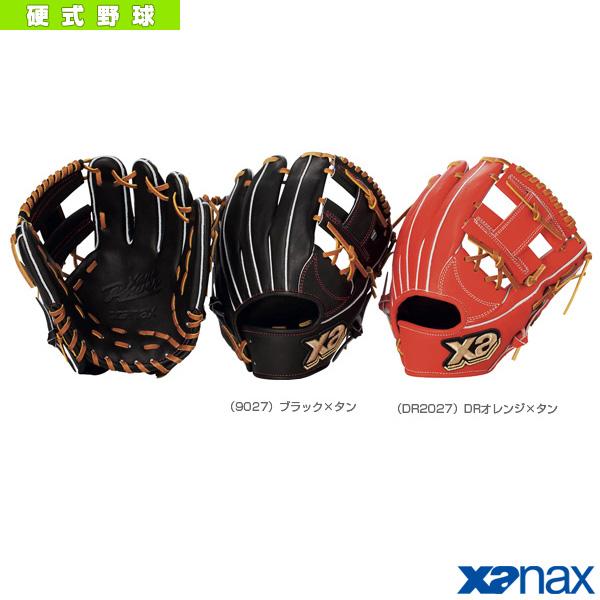 【野球 グローブ ザナックス】Xana Power/ザナパワーシリーズ/硬式用グラブ/内野複数ポジション用(BHG-6318)