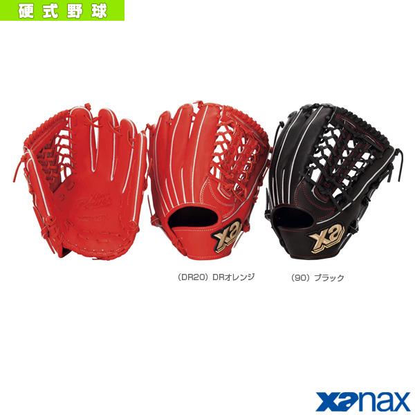 【野球 グローブ ザナックス】Xana Power/ザナパワーシリーズ/硬式用グラブ/外野手兼投手用(BHG-7518)