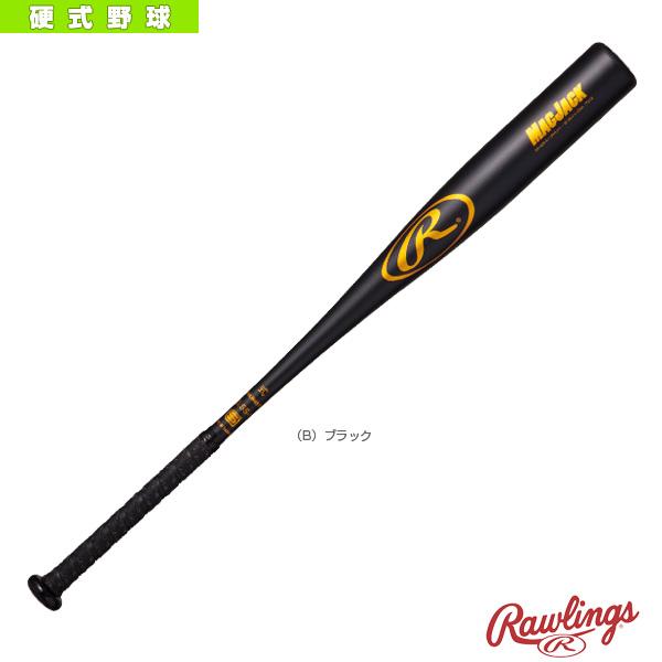 【野球 バット ローリングス】 MAC JACK/マックジャック/硬式用金属製バット/トップバランス(BH8MJT)
