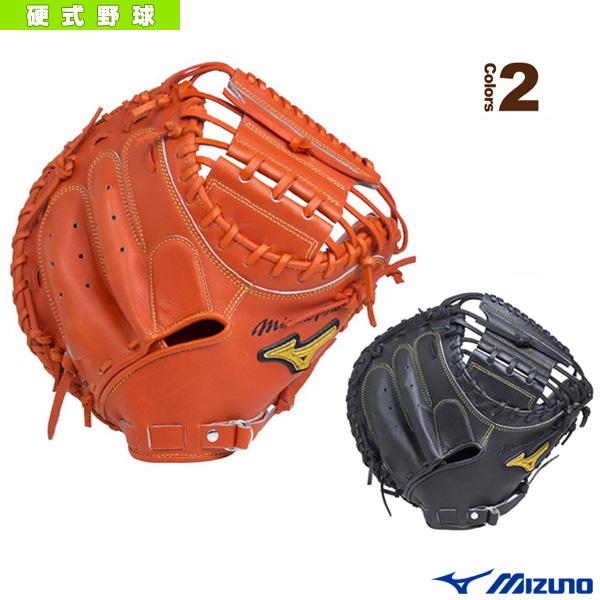 【野球 グローブ ミズノ】 ミズノプロ ミット革命/硬式・捕手用ミット/C-5型(DCバック)(1AJCH18110)