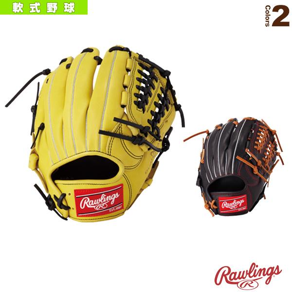 【軟式野球 グローブ ローリングス】HOH DP/デュアルパームテック/軟式用グローブ/オールラウンド用(GR8HD44)