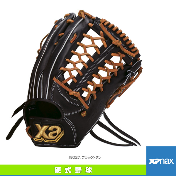 【野球 グローブ ザナックス】 TRUST-X/トラストエックスシリーズ/ 硬式用グラブ/外野手用(BHG-72115)