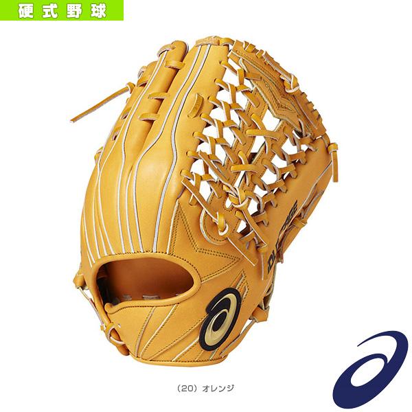 【野球 グローブ アシックス】ゴールドステージ SPEED AXEL/スピードアクセル TypeD/硬式用グラブ/外野手用(BGH8LU)