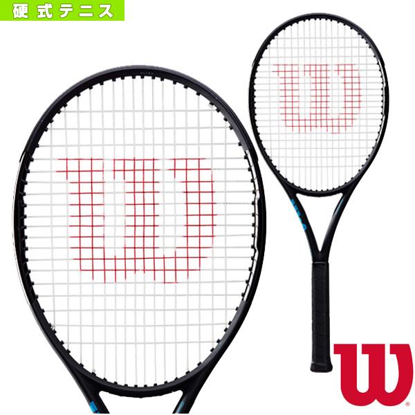 【テニス ラケット ウィルソン】 ULTRA 100 CV BLACK EDITION/ウルトラ 100 CV ブラックエディション(WRT740620)硬式テニスラケット硬式ラケット
