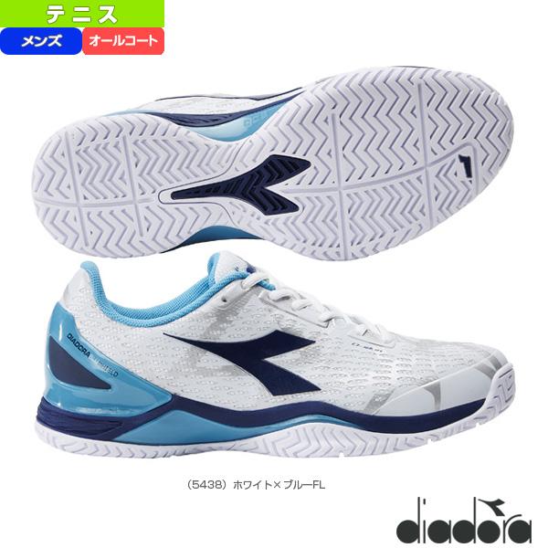 【テニス シューズ ディアドラ】 SPEED BLUSHIELD 2 AG/スピード・ブルーシールド 2 AG/メンズ(172981)オールコート用