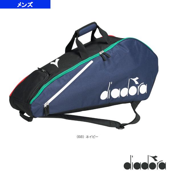【テニス バッグ ディアドラ】 ラケットバッグ6(DTB8638)