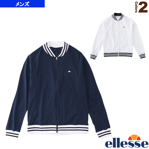 【テニス・バドミントン ウェア(メンズ/ユニ) エレッセ】 クラブジャケット/Club Jacket/メンズ(EM58101)