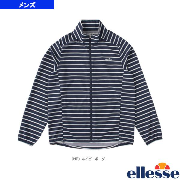 【テニス・バドミントン ウェア(メンズ/ユニ) エレッセ】 クールサマージャケット(P)/Cool Summer Jacket/メンズ(EM58102P)