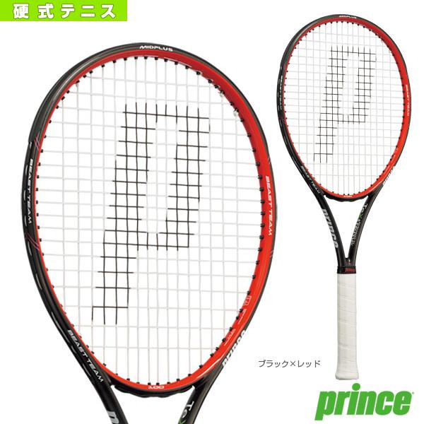 【テニス ラケット プリンス】 BEAST TEAM 100/ビースト チーム 100(7TJ070)硬式テニスラケット硬式ラケット