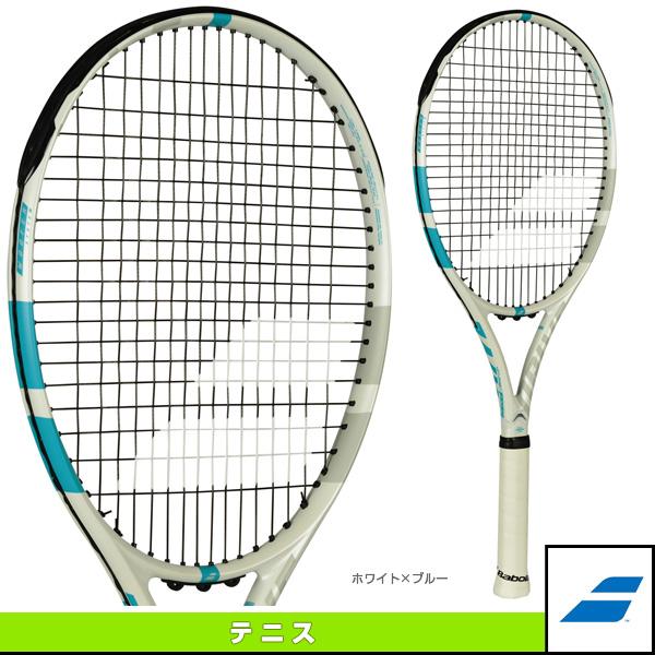 【テニス ラケット バボラ】 DRIVE G LITE W/ドライブGライトW (BF101323)