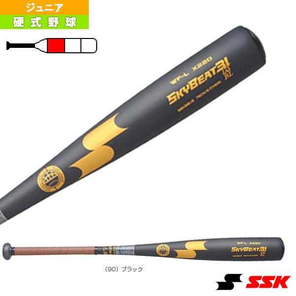 【野球 バット エスエスケイ】 SKYBEAT31K/スカイビート31K WF-L BL/少年硬式金属製バット(SBK31BL16)