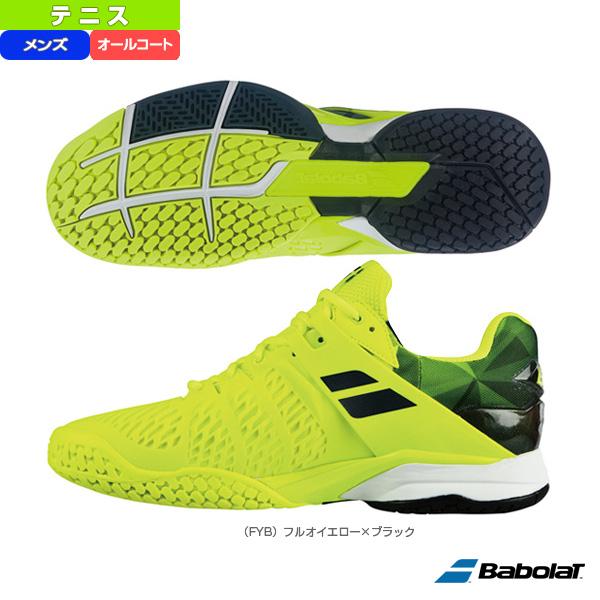 【テニス シューズ バボラ】PROPULSE FURY ALL COURT M/プロパルス フューリー オールコート/メンズ(BAS18208)