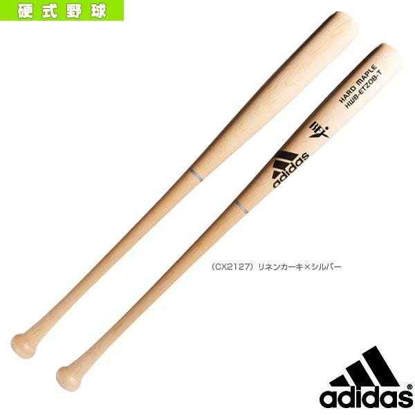 【野球 バット アディダス】BB硬式木製バット/メイプル D313/周平選手モデル(ETZ08)