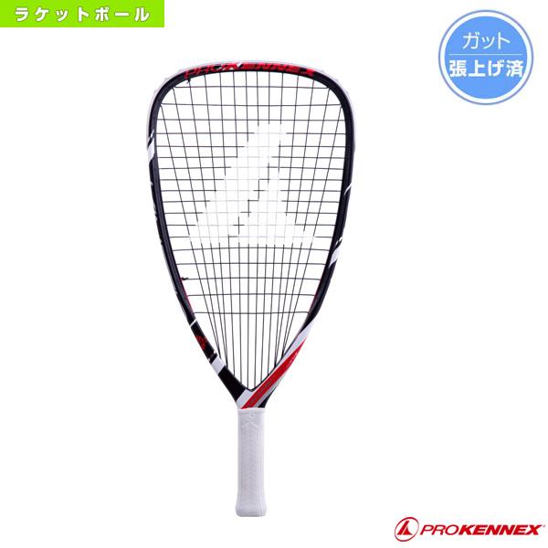 【ラケットボール ラケット プロケネックス】 Momentum 165 ver.17/張り上げ済ラケット(CP-14354)