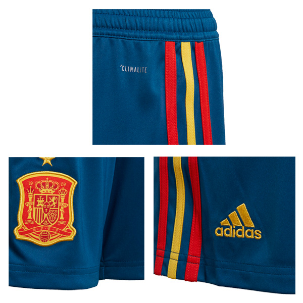The representative from Kids Spain home replica shorts youth (DTY34)