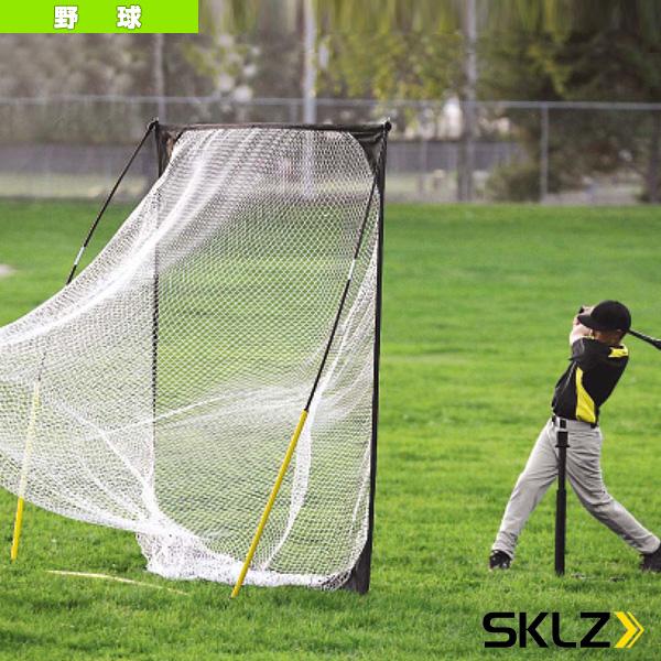 【野球 トレーニング用品 スキルズ】QUICKSTER SPORT NET 7X7/クイックスタースポーツネット 7×7(002905)