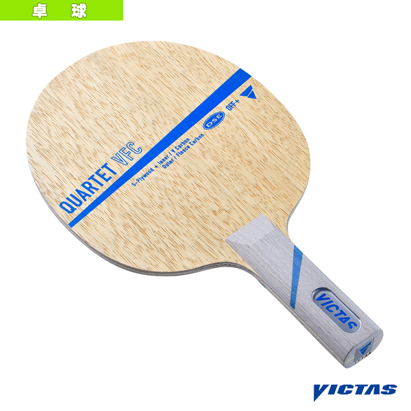 【卓球 ラケット ヴィクタス】 QUARTET VFC/カルテット VFC(028405)