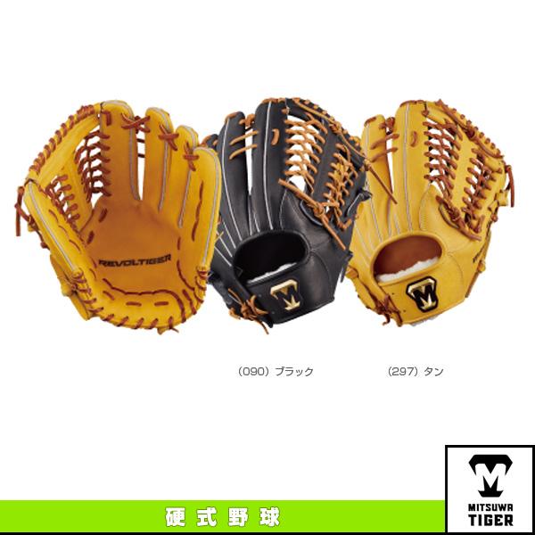 【野球 グローブ 美津和タイガー】レボルタイガーシリーズ/硬式・外野手用(HGT18OF)