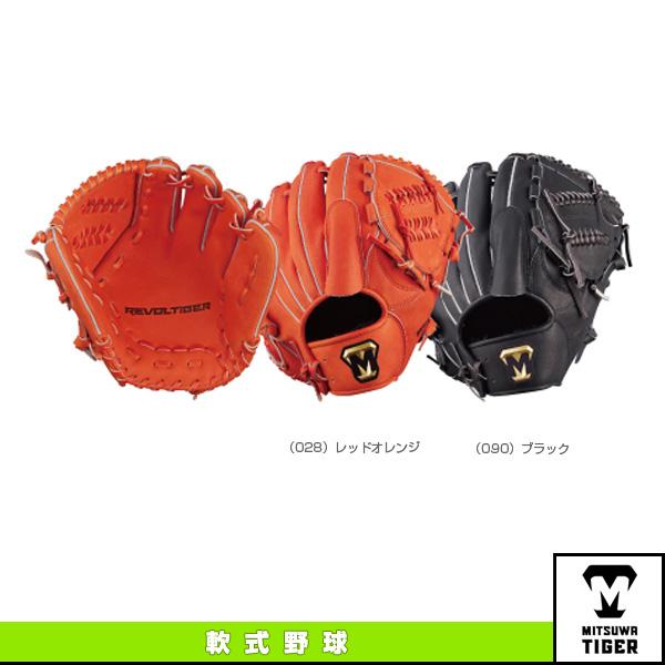 【野球 グローブ 美津和タイガー】レボルタイガーシリーズ/軟式・投手用(RGT18HP)