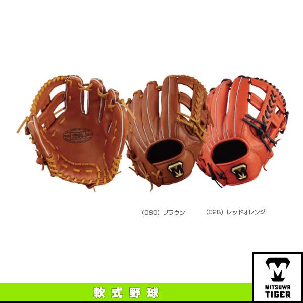 【野球 グローブ 美津和タイガー】 レボルタイガーシリーズ/軟式・オールラウンド用(RGT18MAL)