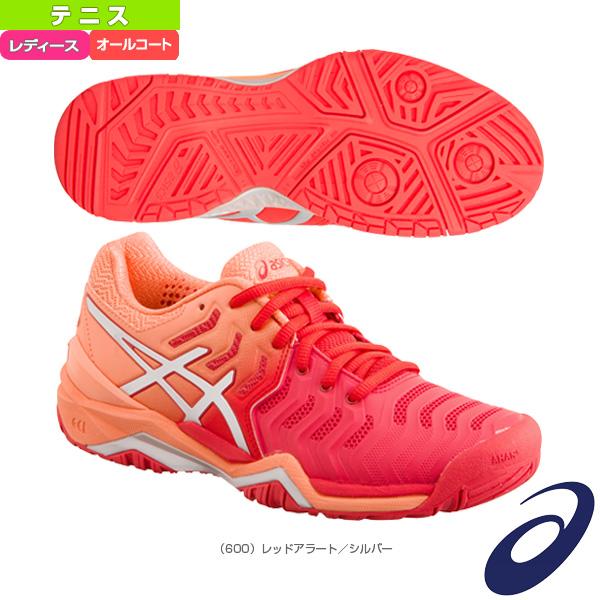 【テニス シューズ アシックス】 LADY GEL-RESOLUTION 7/レディゲルレゾリューション 7/レディース(TLL785)