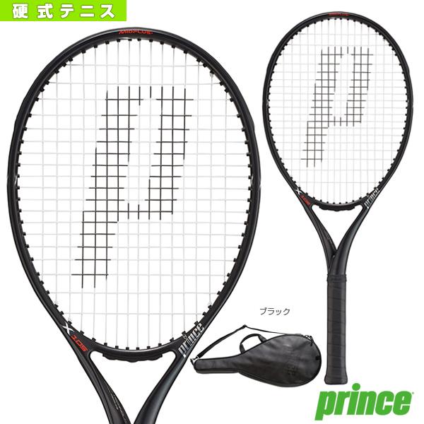 【テニス ラケット プリンス】 Prince X105/エックス105/270g/右利き用(7TJ083)硬式テニスラケット硬式ラケット