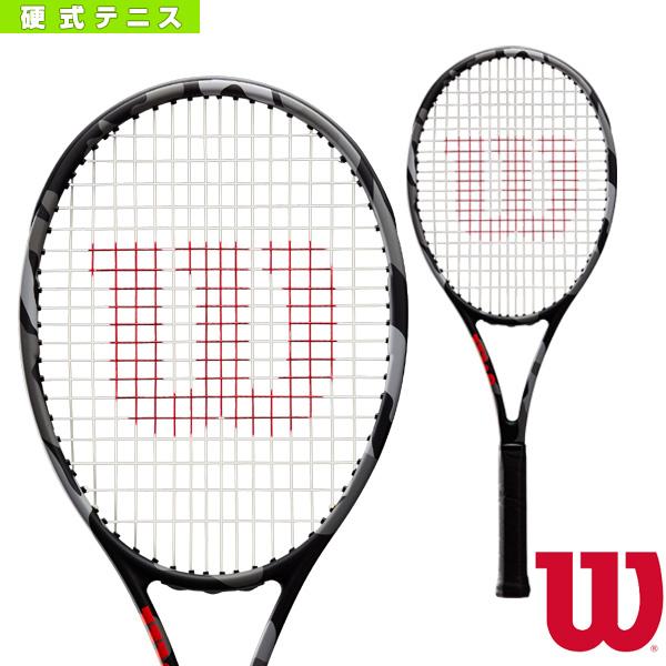 【テニス ラケット ウィルソン】PRO STAFF 97L CV CAMOUFLAGE/プロスタッフ 97L CV カモフラージュ(WRT741020)