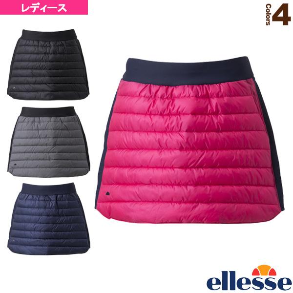 【テニス・バドミントン ウェア(レディース) エレッセ】ハイブリッドインサレーションスカート/Hybrid Insulation Skirt/レディース(EW28319)