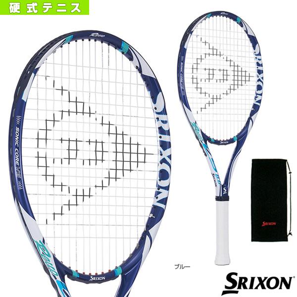 【テニス ラケット スリクソン】 SRIXON REVO CS 8.0/スリクソン レヴォ CS 8.0(SR21811)硬式テニスラケット硬式ラケット魔法のラケット