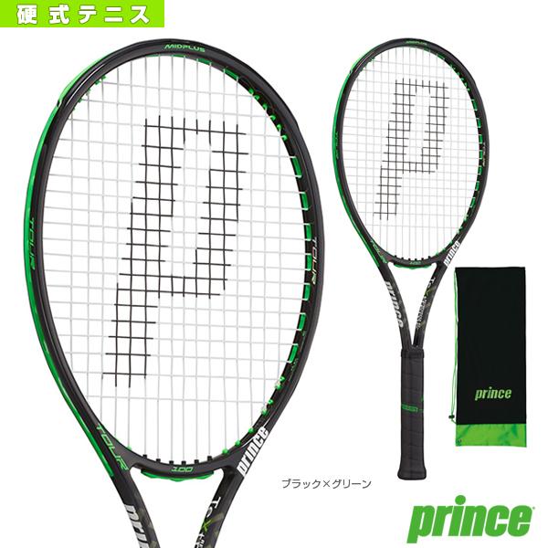 【テニス ラケット プリンス】 TOUR O3 100/ツアー オースリー 100/310g(7TJ077)硬式