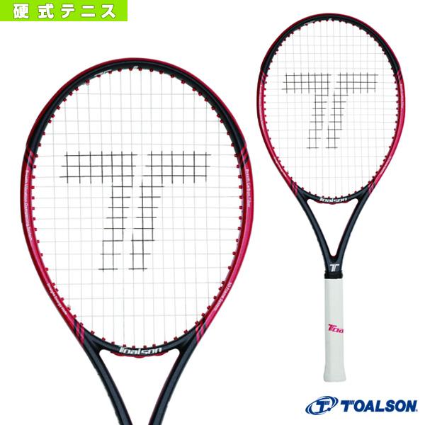 【テニス ラケット トアルソン】スプーンインパクト105/SPOOON IMP 105(1DR8140)