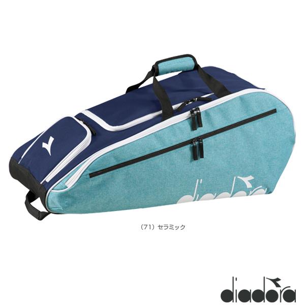 【テニス バッグ ディアドラ】ラケットバッグ6(DTB8690)