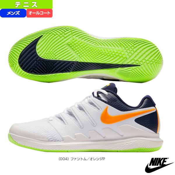 【テニス シューズ ナイキ】コートエアズームヴェイパー X HC/メンズ(AA8030)