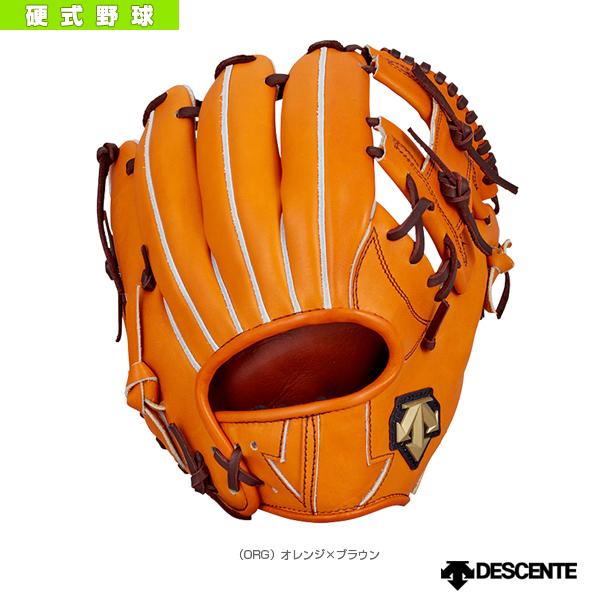 【野球 グローブ デサント】硬式セカンド・ショート用グラブ(DBBLJG44)