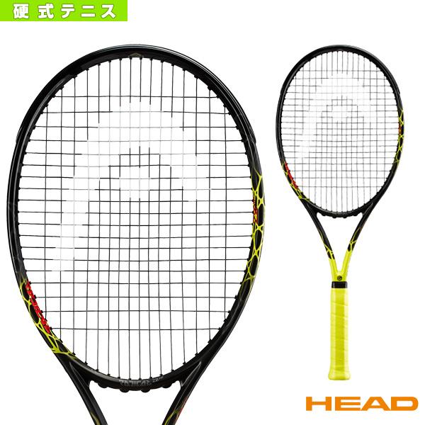 【テニス ラケット ヘッド】 Graphene Touch Radical MP LTD/グラフィン タッチ ラジカル MP リミテッド/25YEARS(237018)