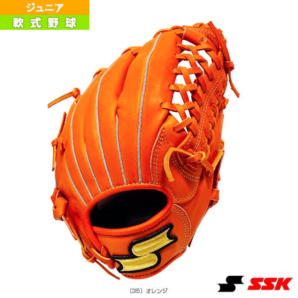 【軟式野球 グローブ エスエスケイ】 Super Soft/スーパーソフトシリーズ/少年軟式グラブ/オールラウンド用(SSJ861)