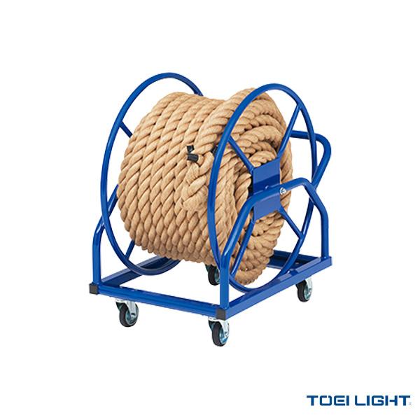 【運動会用品 設備・備品 TOEI(トーエイ)】[送料別途]綱引きロープ巻取器MT10(B-2619)
