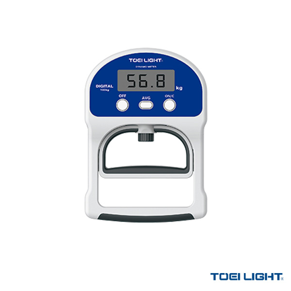 【体力測定 設備・備品 TOEI(トーエイ)】デジタル握力計TL2(T-1854)