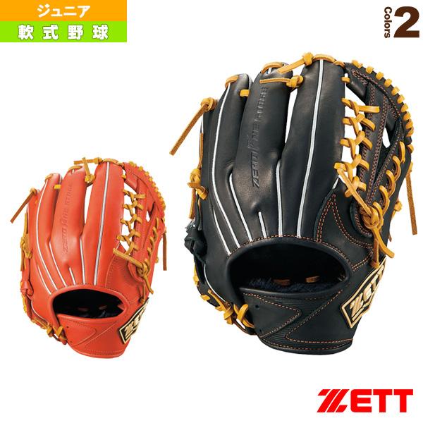 【軟式野球 グローブ ゼット】ゼロワンステージシリーズ/少年軟式グラブ/外野手用/Lサイズ(BJGB71940)
